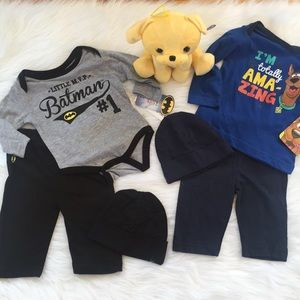 Other - 2 Adorable Boys 3 Piece Sets